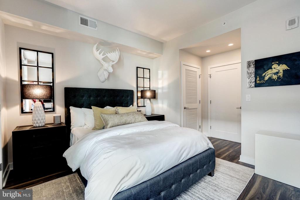 Owners Bedroom - 460 NEW YORK AVE NW #801, WASHINGTON