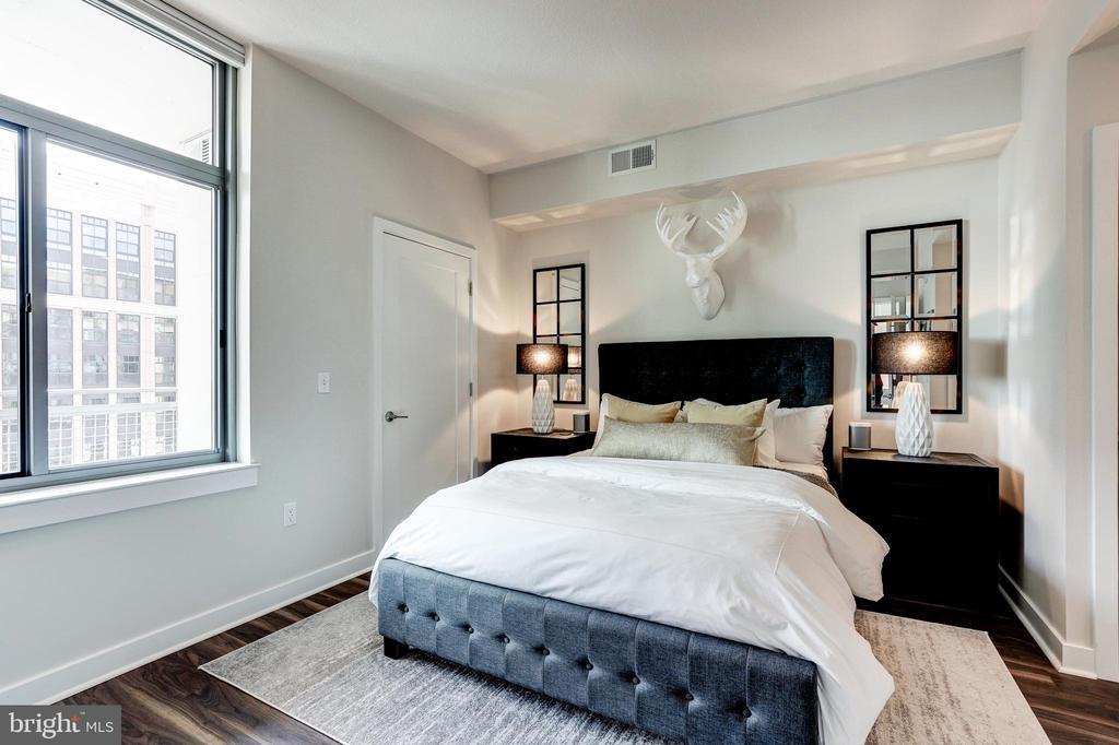 Bedroom - 460 NEW YORK AVE NW #801, WASHINGTON