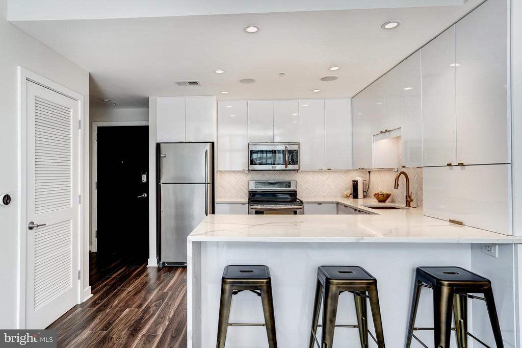 Kitchen - 460 NEW YORK AVE NW #801, WASHINGTON