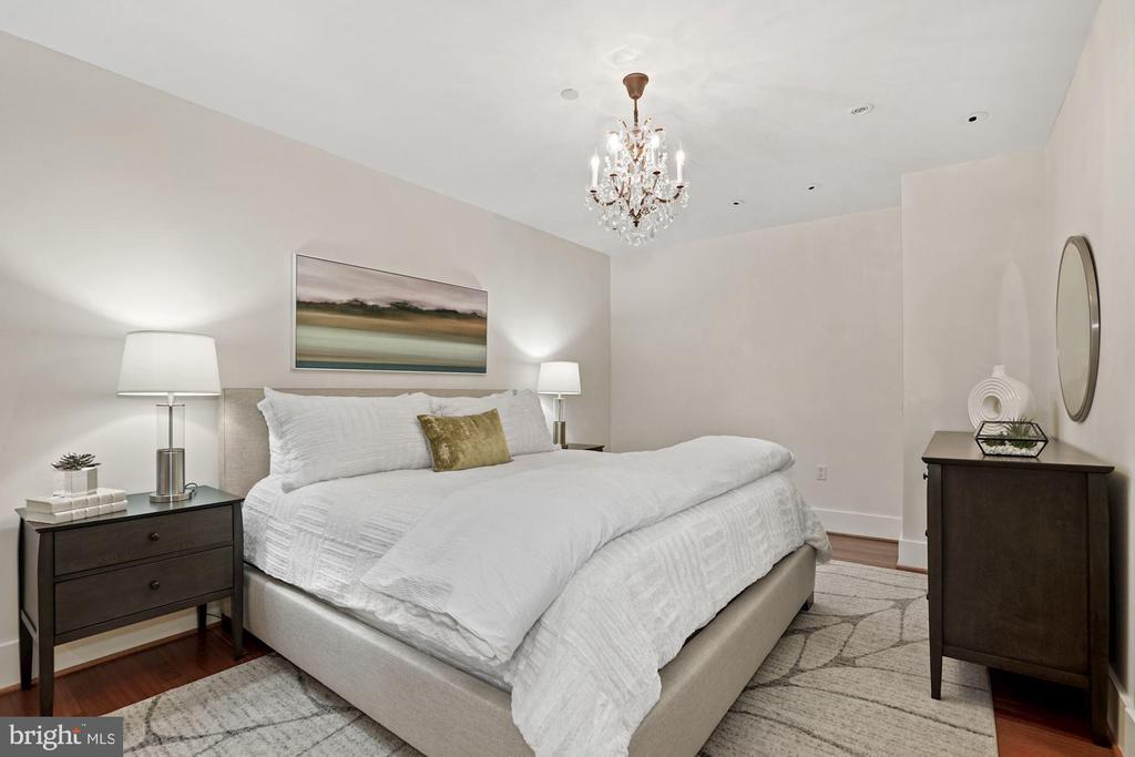Bedroom - 1600 CLARENDON BLVD #W107, ARLINGTON