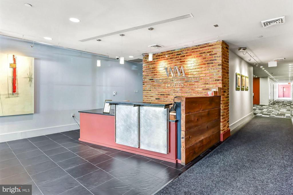 Lobby - 1600 CLARENDON BLVD #W107, ARLINGTON