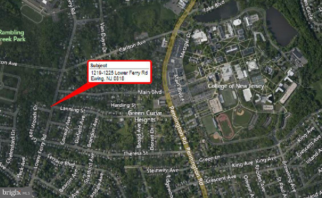 Land for Sale at Ewing, New Jersey 08618 United States