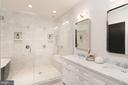 Owners Suite Bath - 24 CHANNING ST NW, WASHINGTON