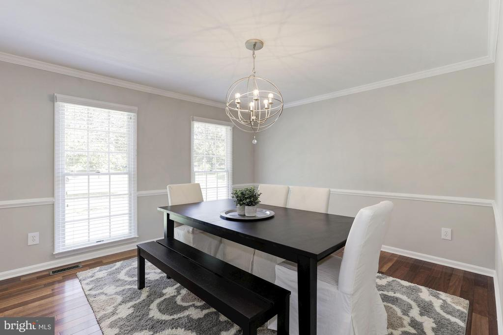 Formal Dining Room - 43451 ELMHURST CT, ASHBURN