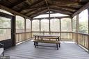 Screened in Porch - 43451 ELMHURST CT, ASHBURN