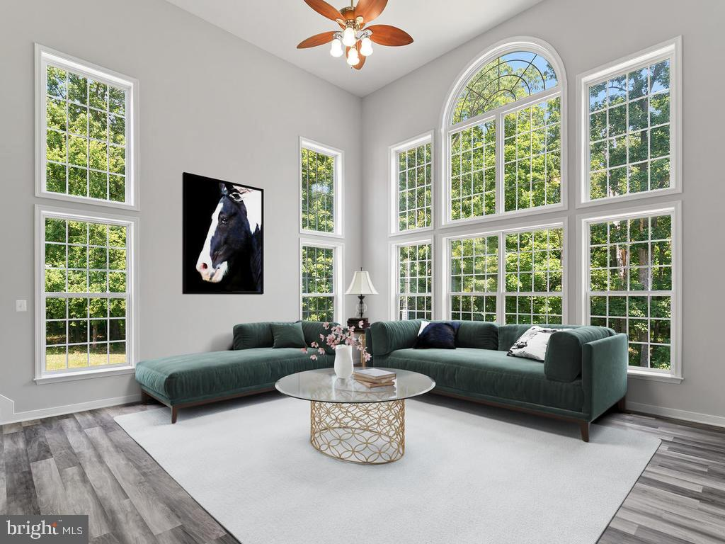 Virtually Staged - 3051 CAMPTOWN CT, HAYMARKET