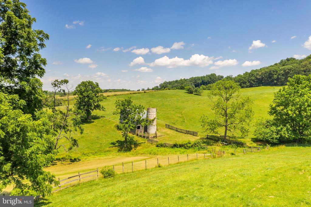 Scenic Vistas Across Property - 23880 ALDIE DAM RD, ALDIE