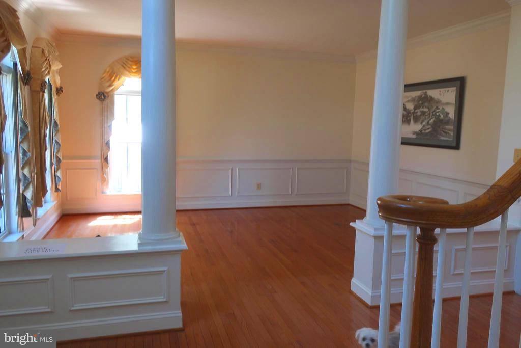 Living Room - 4512 CARRICO DR, ANNANDALE