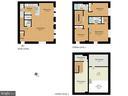 Floor plan - 1341 MARYLAND AVE NE #103, WASHINGTON