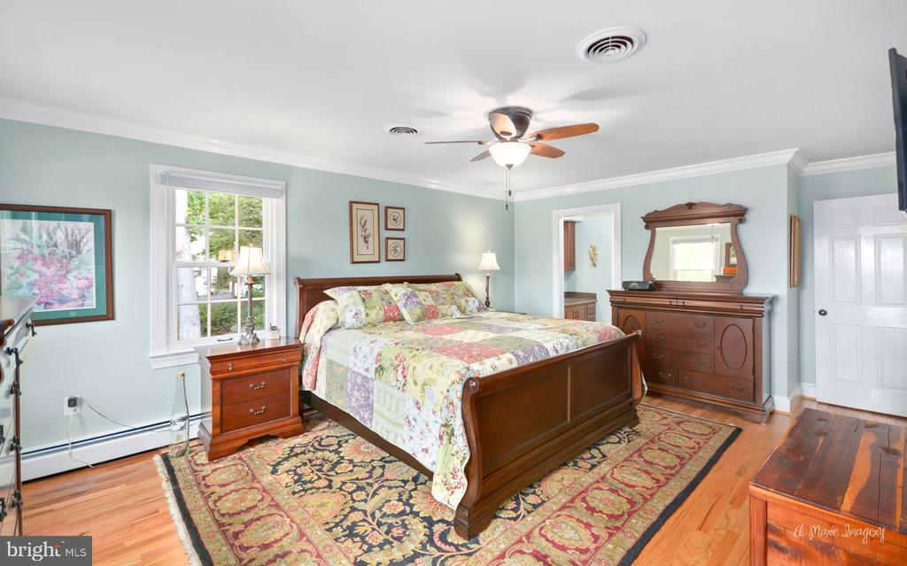 Master bedroom - 10095 DUDLEY DR, IJAMSVILLE