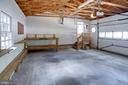 So much space for workbench, tools, bikes & more! - 6100 THOMAS DR, SPRINGFIELD