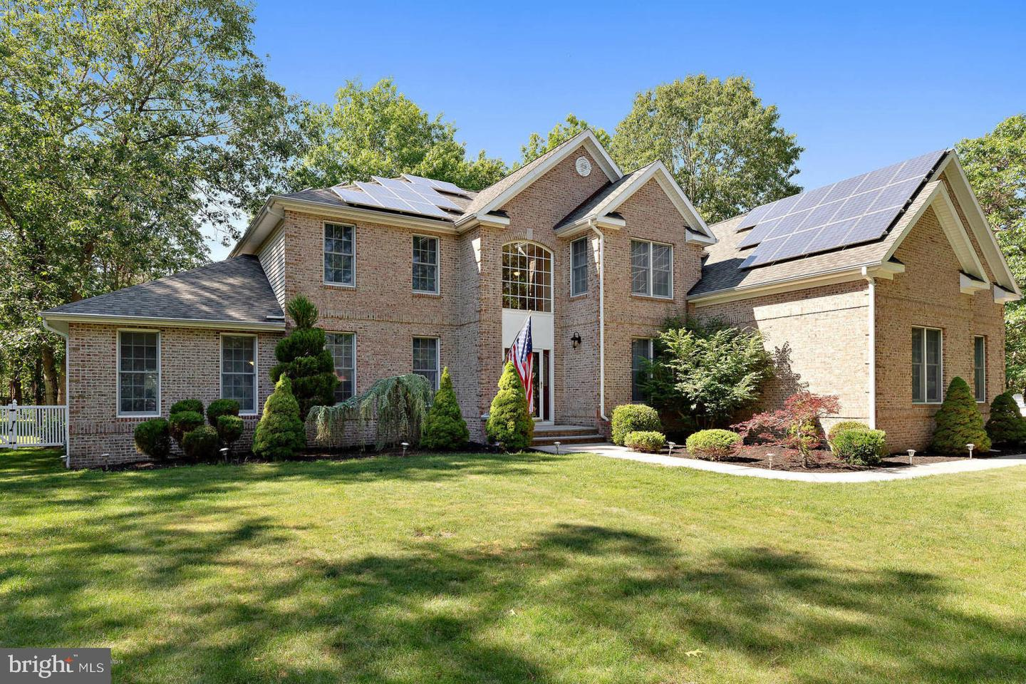 Single Family Homes for Sale at Manchester Township, New Jersey 08759 United States