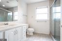 Upper Level Full Bath - 22669 WATSON RD, LEESBURG