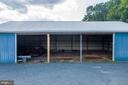 Metal Out Building - 22669 WATSON RD, LEESBURG