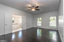 Main Level Master Suite - 22669 WATSON RD, LEESBURG