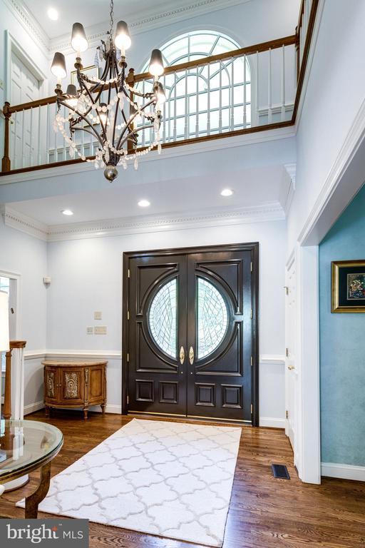 Foyer - 11329 HENDERSON RD, FAIRFAX STATION