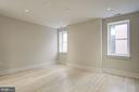 Large bedroom with walk-in closet - 1745 N ST NW #312, WASHINGTON
