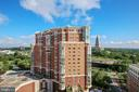 View from Deck - 2050 JAMIESON AVE #1302, ALEXANDRIA
