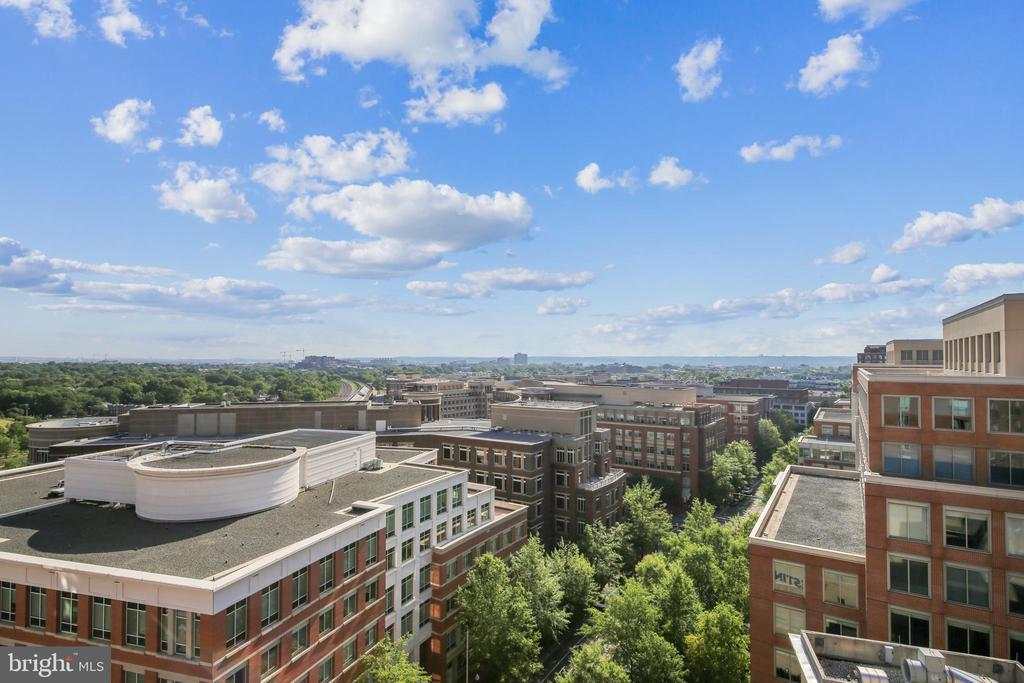 View from LR - 2050 JAMIESON AVE #1302, ALEXANDRIA