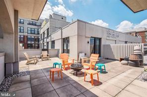 Rooftop Terrace - 1021 N GARFIELD ST #804, ARLINGTON