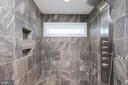 Shower with custom tile - pick your own - 6851 E SHAVANO, NEW MARKET