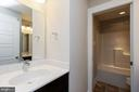 Hall Bath - 6851 E SHAVANO, NEW MARKET