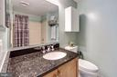 Bathroom - 1020 N HIGHLAND ST #413, ARLINGTON
