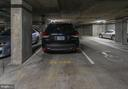 Full-size parking spot conveys - 1020 N HIGHLAND ST #413, ARLINGTON