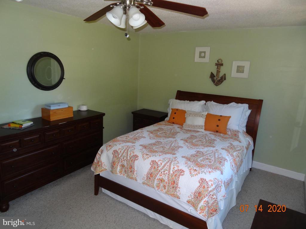 Large Bedroom with Ceiling Fan - 2411 ARLINGTON BLVD #201, ARLINGTON