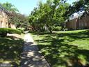 Plenty of Outdoor Space - 2411 ARLINGTON BLVD #201, ARLINGTON