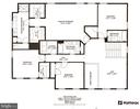 Upper level floorplan - 24890 DAHLIA MANOR PL, ALDIE