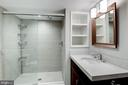 In-Law Suite Bathroom - 5335 43RD ST NW, WASHINGTON