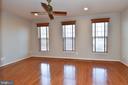 Living Area-View 2 - 11872 BENTON LAKE RD, BRISTOW