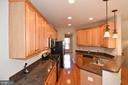 Kitchen View-3 - 11872 BENTON LAKE RD, BRISTOW