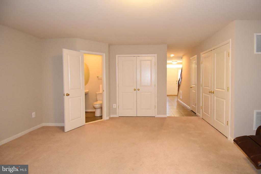 Rec Room - 11872 BENTON LAKE RD, BRISTOW