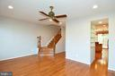 Living Area View-5 - 11872 BENTON LAKE RD, BRISTOW