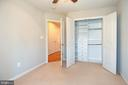 Bedroom 2- Custom Closets - 11872 BENTON LAKE RD, BRISTOW