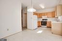 Kitchen - 2504 CLOVER FIELD CIR, HERNDON