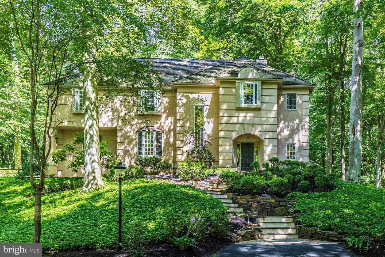Single Family Homes för Försäljning vid Chadds Ford, Pennsylvania 19317 Förenta staterna