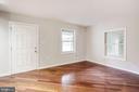 Main Entrance | Living Room - 10 W ALL SAINTS ST #102, FREDERICK