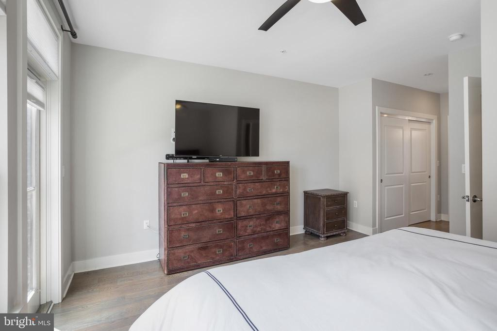 Master bedroom on private floor - 314 THIRD ST, ALEXANDRIA