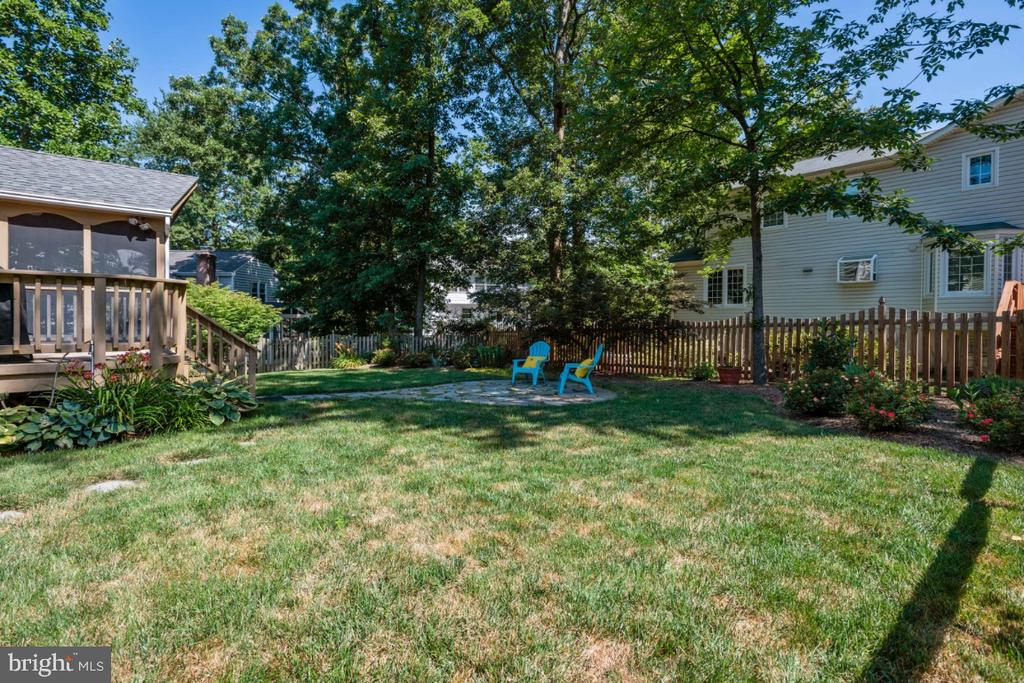 Beautiful, large lot - 3619 ELDERBERRY PL, FAIRFAX