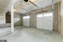 Oversized double garage - 6823 W SHAVANO, NEW MARKET