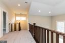 Loft overlooking 2 story family room - 6823 W SHAVANO, NEW MARKET