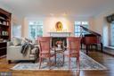 Living Room - 3601 SURREY DR, ALEXANDRIA
