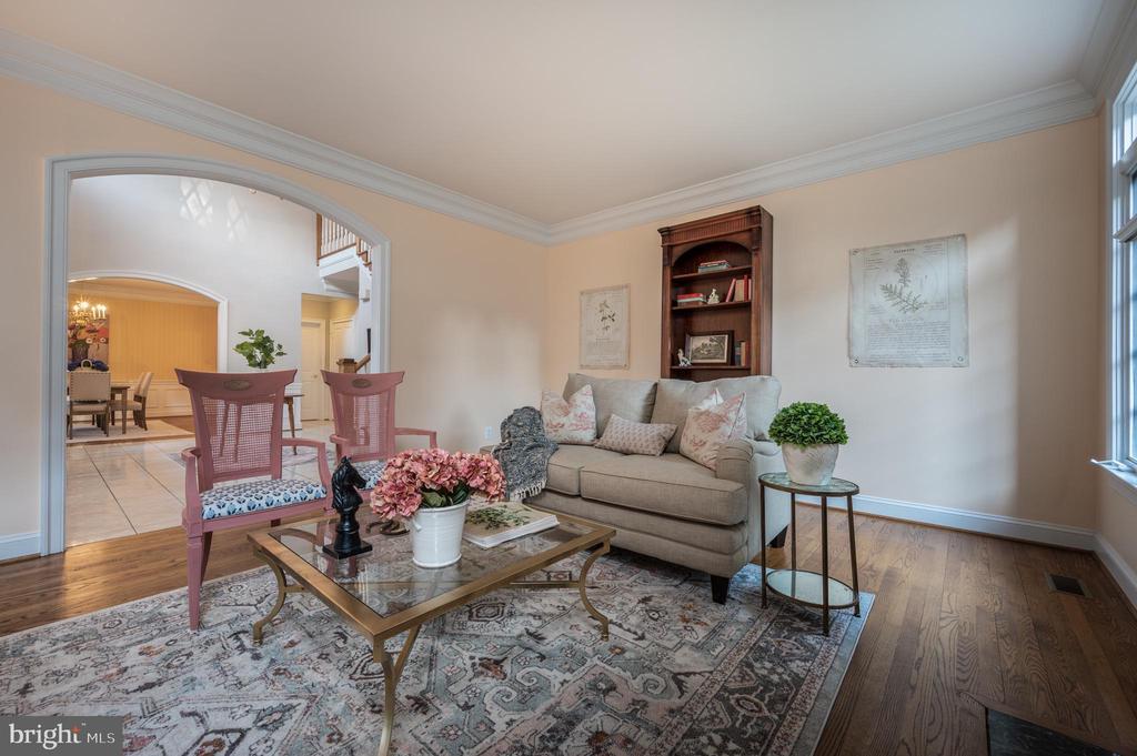 Living Room 20x14 square feet - 3601 SURREY DR, ALEXANDRIA