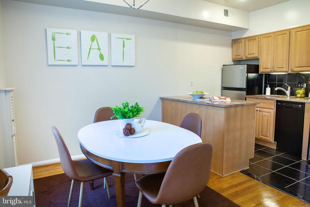 Dining Area Northeast - 726 6TH ST NE, WASHINGTON
