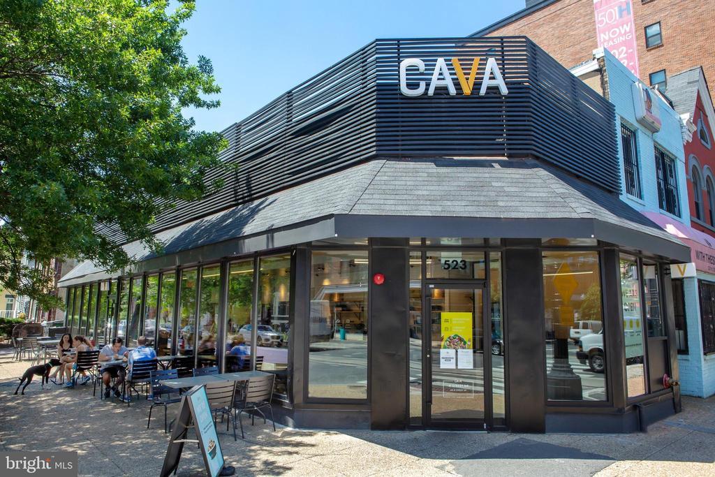 Cava on H Street - 726 6TH ST NE, WASHINGTON