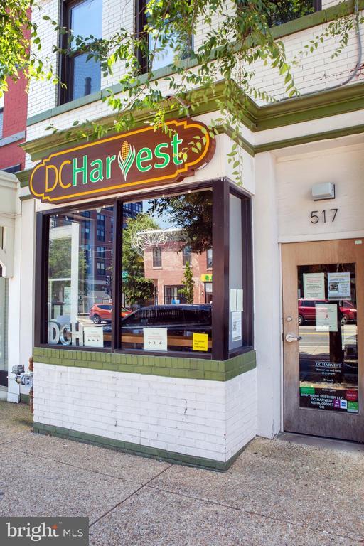 DC Harvest on H Street - 726 6TH ST NE, WASHINGTON
