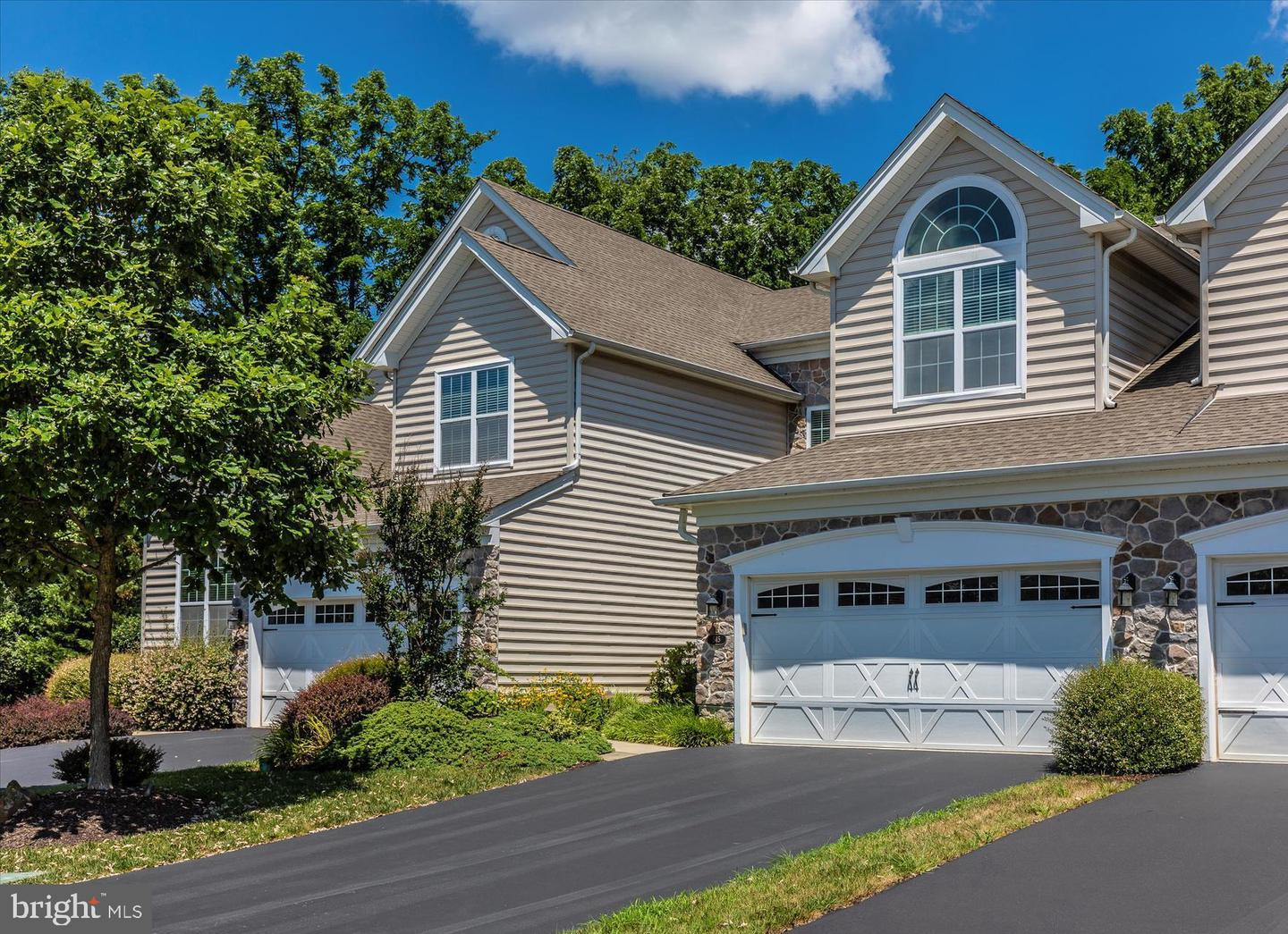 Single Family Homes for Sale at Exton, Pennsylvania 19341 United States